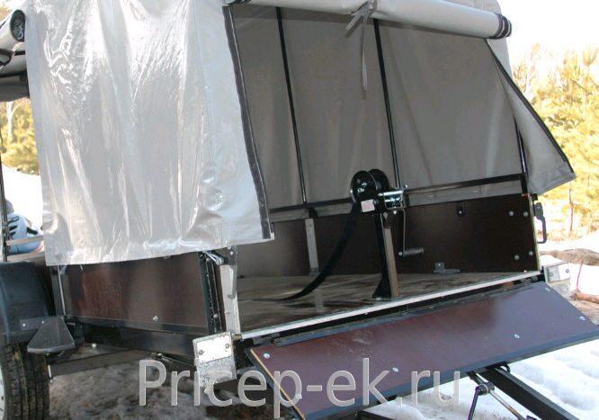 материал для лодочных прицепов