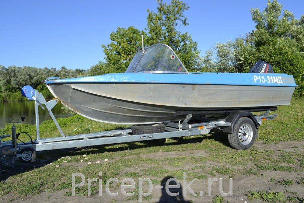 куплю прицеп к легковому автомобилю б у для лодки